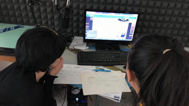 Fare web radio durante l'anno scolastico 2020/21
