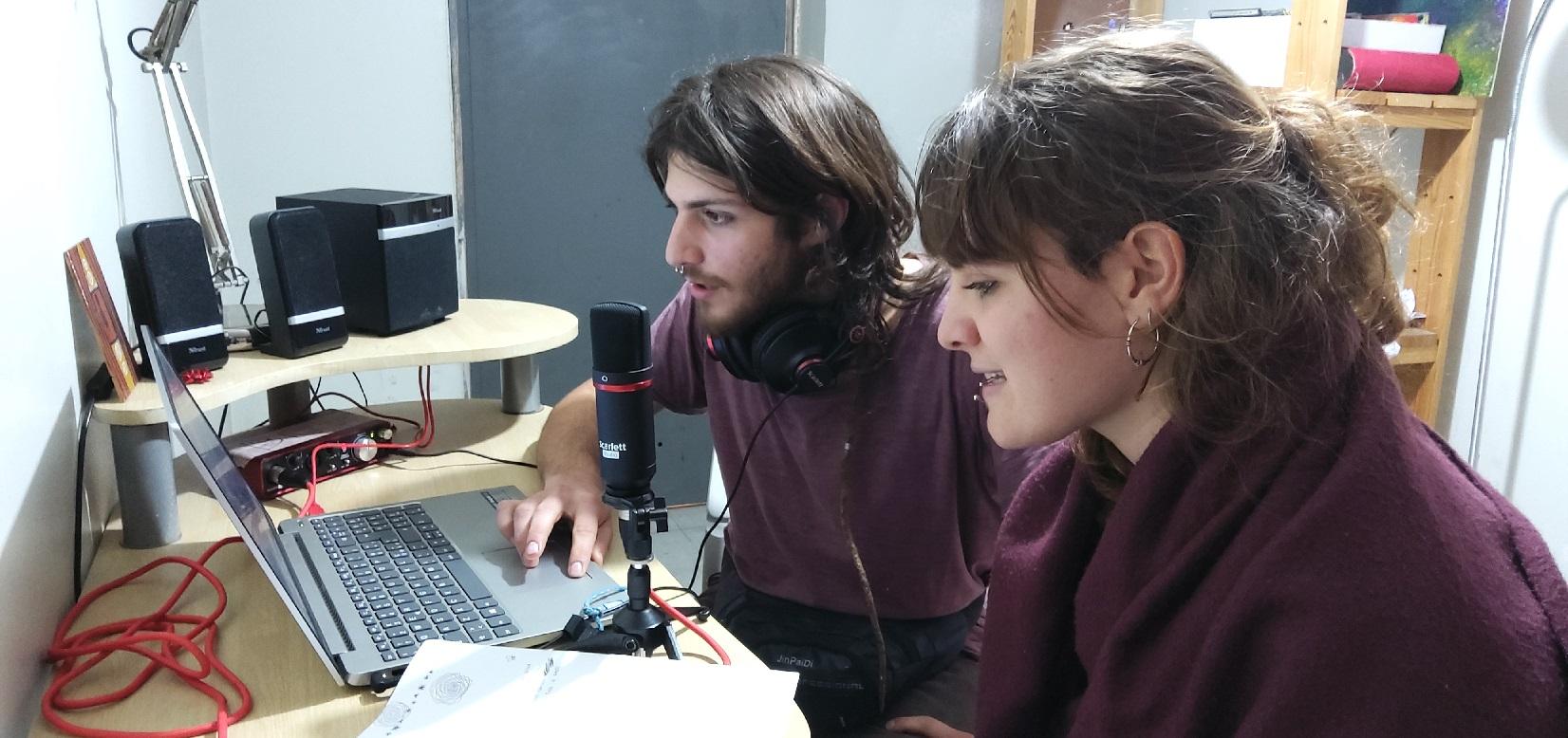 Web Radio di BITT sul Radio daSud