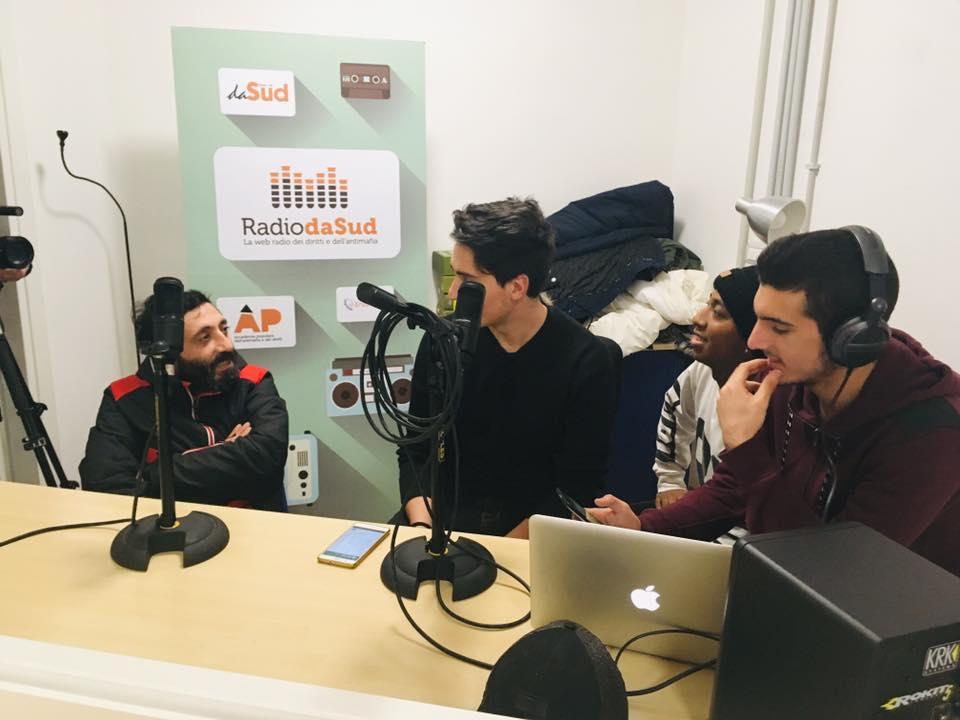 Radio daSud con Marcello Fonte