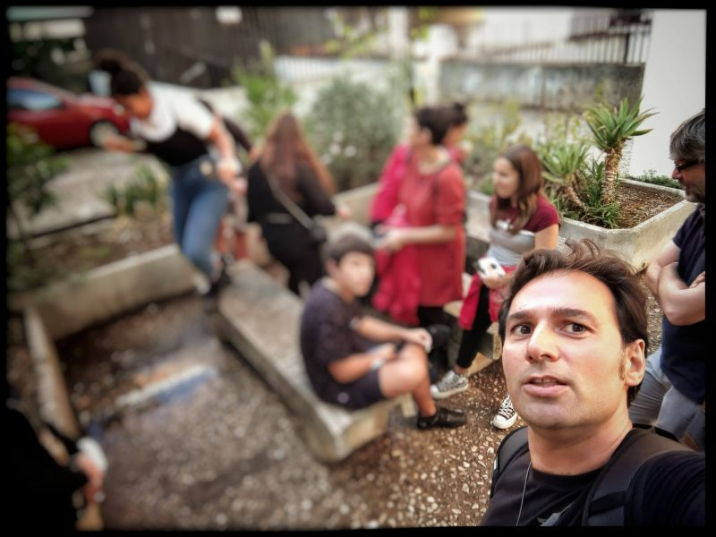 Esplorazione dei quartieri di Roma parte dal Laurentino 38