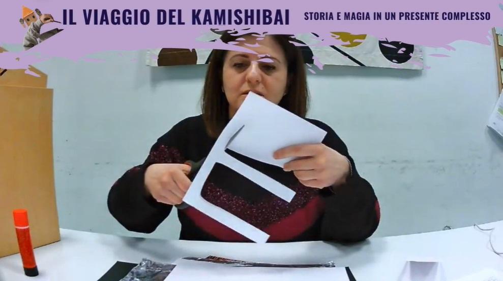 Laboratorio sul Kamishibai con Tiziana Buccoliero