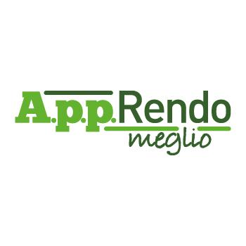 Logo A.P.P.Rendo - A Pancia Piena Rendo Meglio