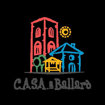 Logo C.A.S.A. a Ballarò - Comunità Attiva e Scuola Aperta a Ballarò