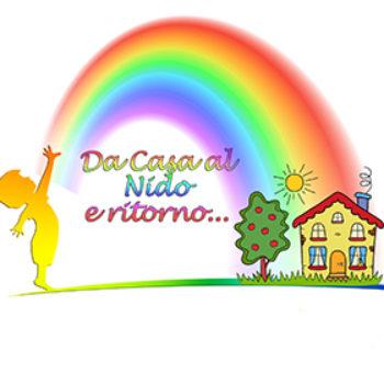 Logo Da Casa al Nido e ritorno...
