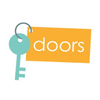 Logo DOORS - Porte aperte al desiderio come opportunità di rigenerazione sociale