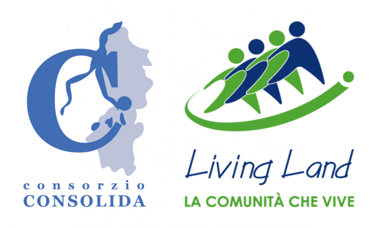 manchette loghi consolida + livingland