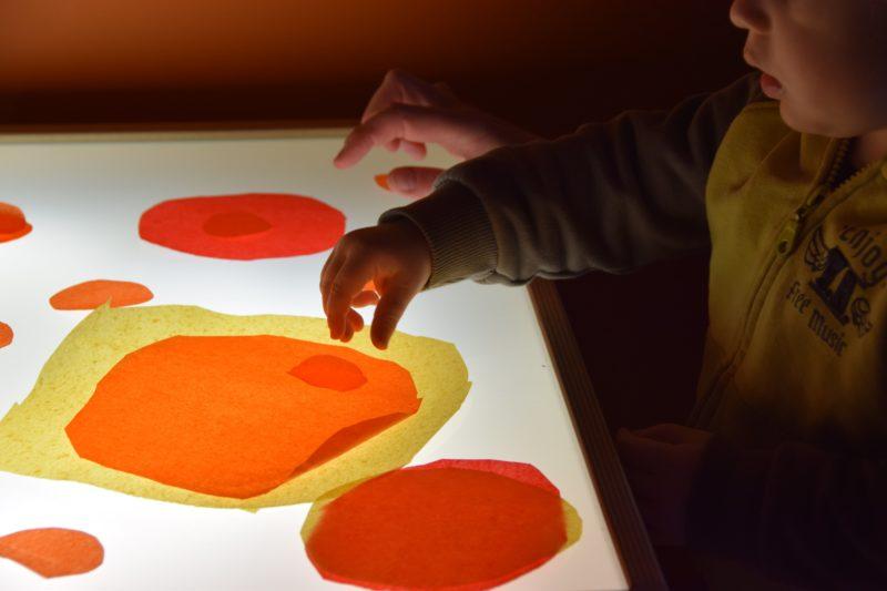 Family Hub Disegnare il sole