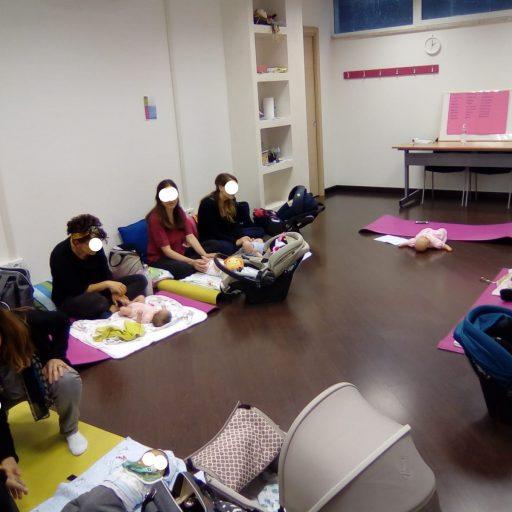 Family Hub Roma Baby Massage