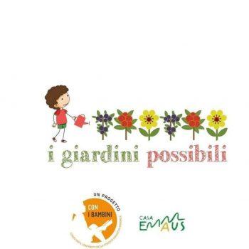 Logo I giardini possibili