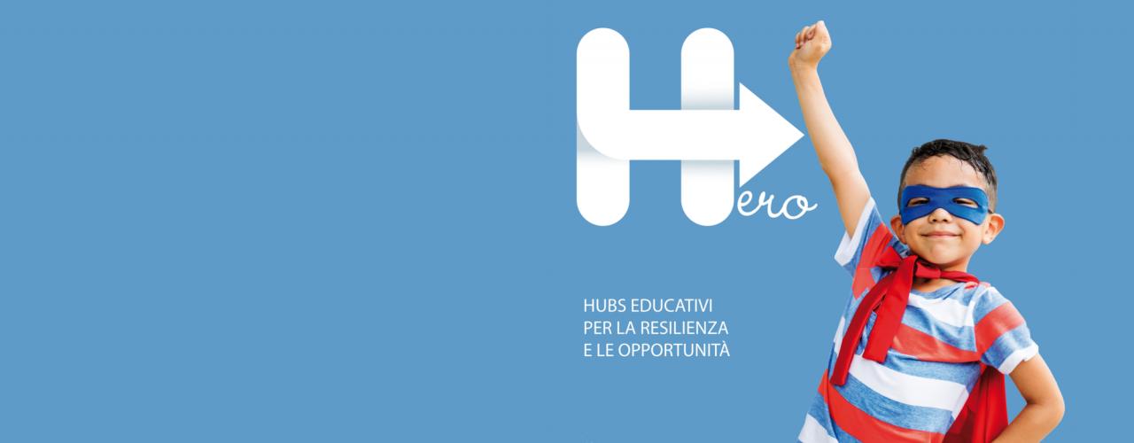 Sfondo HERO - Hubs Educativi per la Resilienza e le Opportunità