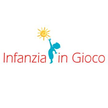 Logo Infanzia in gioco
