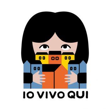Logo IO VIVO QUI