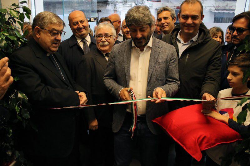 Inaugurazione La Casa di Vetro