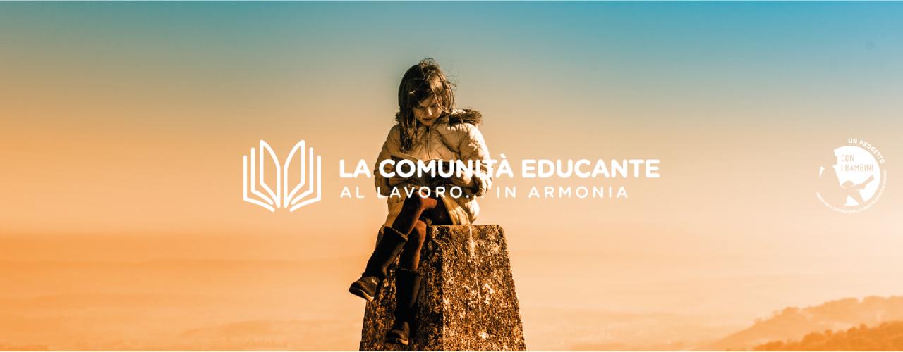 Sfondo La Comunità Educante
