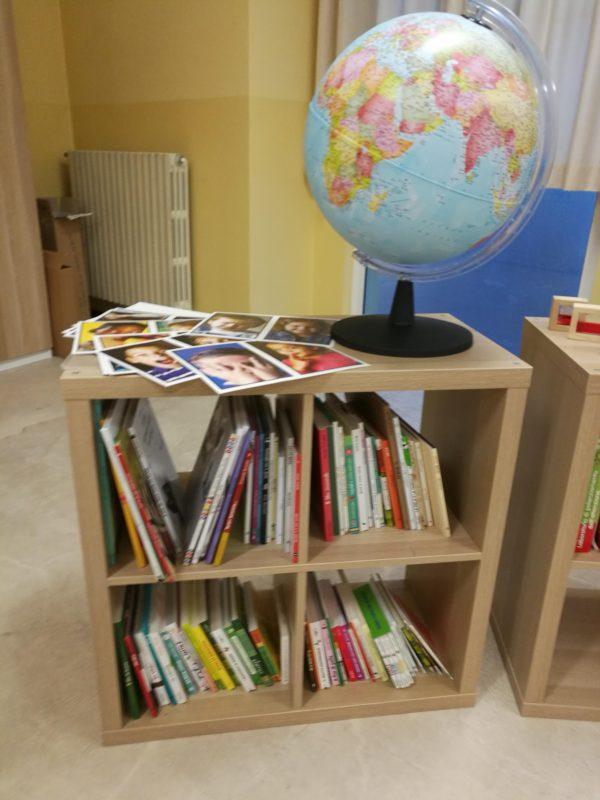 Nuovi strumenti per insegnanti ed educatori. Libri di storie per bambini nello scaffale