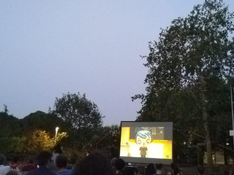Cinema in Lunetta