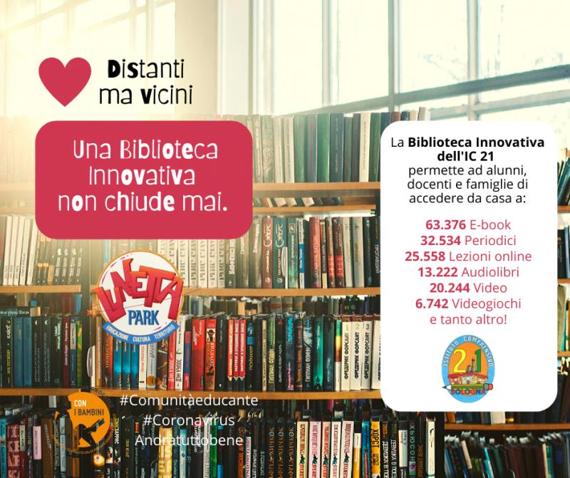 La Biblioteca innovativa IC 21