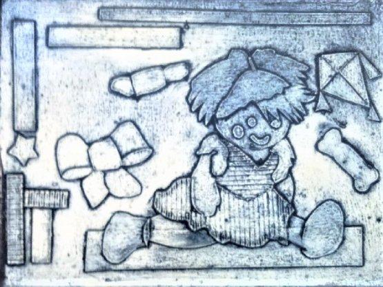 Ricordi di infanzia, Gabriella De Filippis
