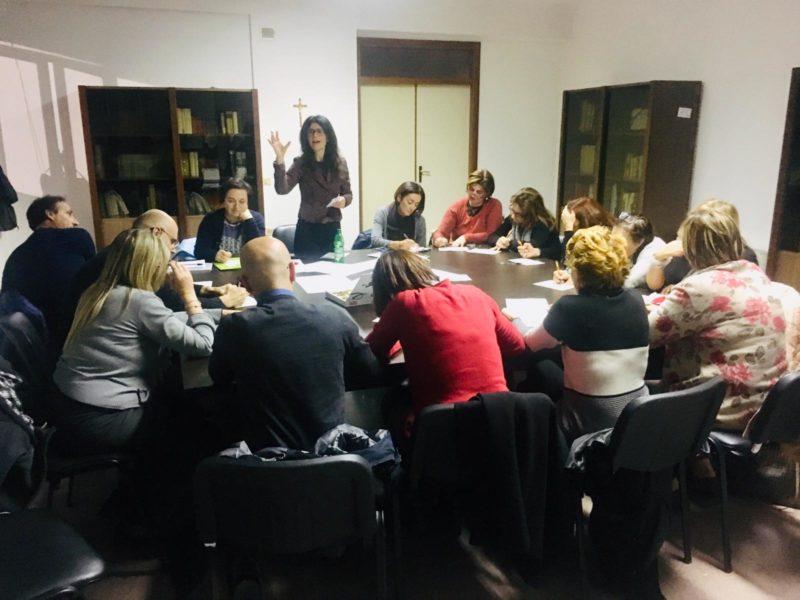 Formazione docenti IC Rita Levi Montalcini _ Salerno
