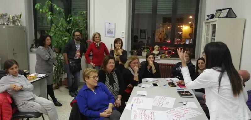 formazione docenti IC Calcedonia Salerno