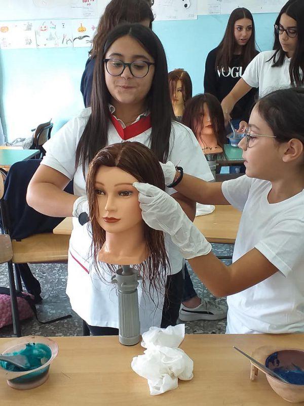 stage parrucchiere CNA Caserta