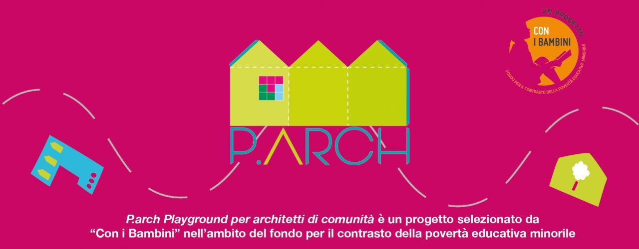 Sfondo P.Arch Playground per architetti di comunità