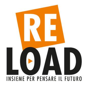 Logo RELOAD - Azioni di Sistema per Pensare il Futuro