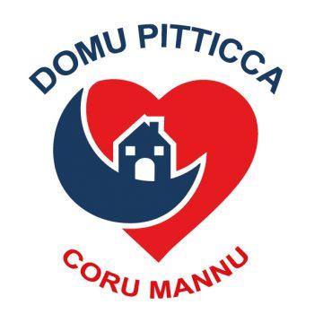 Logo Sa Domu est Pitticca, su Coru est Mannu