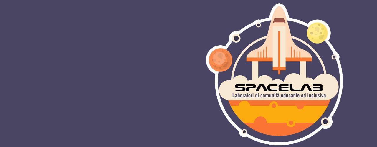 Sfondo SpaceLab - Laboratori di comunità Educante ed Inclusiva