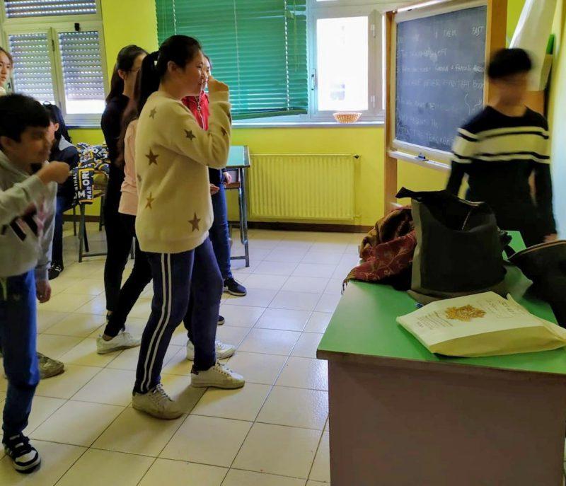 lezioni lingua italiana L2