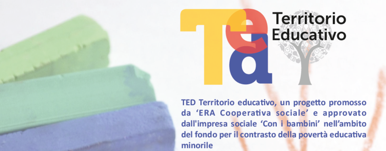 Sfondo Ted - Territorio Educativo