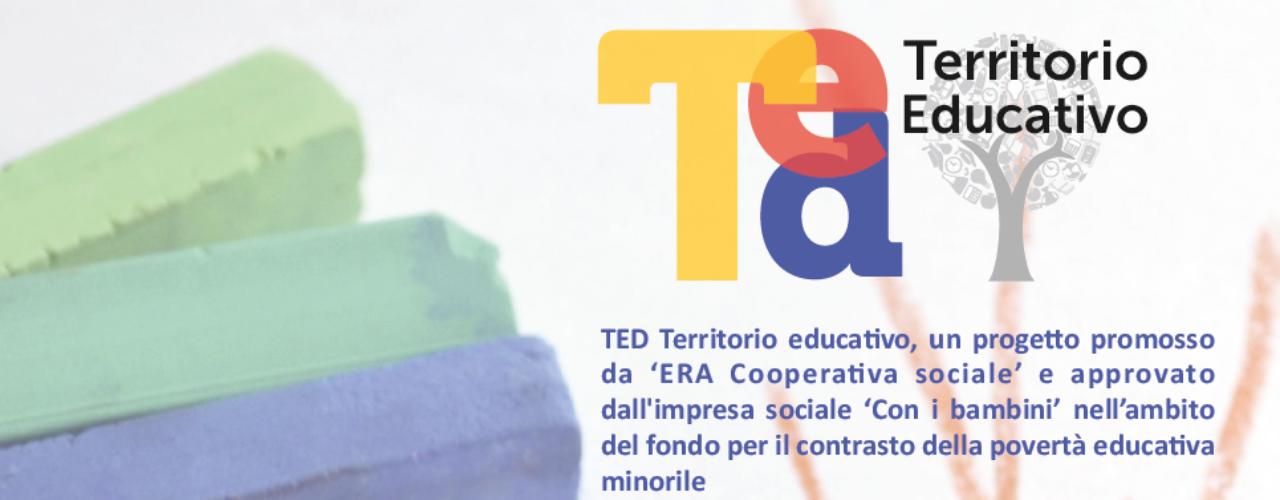 Sfondo Ted - Territorio Educativo