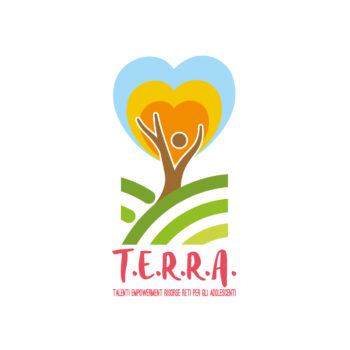 Logo T.E.R.R.A. Talent Empowerment Risorse Reti per Adolescenti