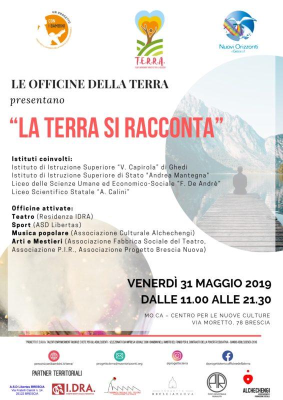 locandina festival terra brescia