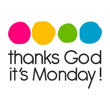 Logo Thanks God it's Monday