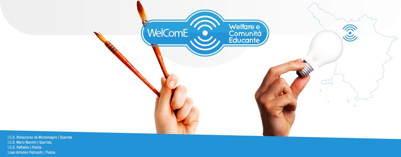 Sfondo WelComE – Welfare e Comunità Educante