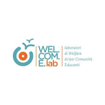 Logo WEL.COM.E. Lab - Laboratori di Welfare per Comunità Educanti